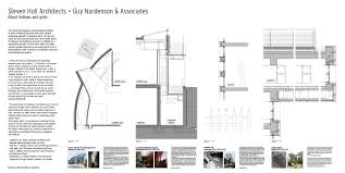 princeton housing floor plans steven holl architects guy nordenson u0026 associates u2013 about
