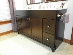 Kraftmaid Peppercorn Cabinets Bathrooms