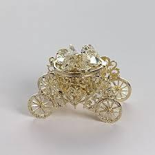 arras de boda gold plated carriage shaped arras chest arjc001g arras de boda