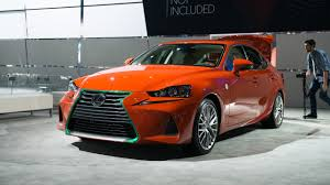 new sriracha inspired lexus comes gear heads