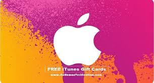 gift card free free itunes gift cards 4 legit ways nohumanverification