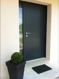Contemporary Front Door 25 Modern Front Door With Wood Accents Home Design And Interior