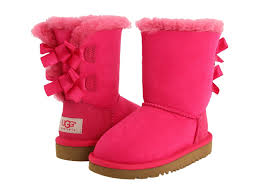 s pink ugg boots sale ugg australia bailey bow boot cerise pink size us 10 eu 27