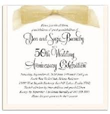 50th wedding anniversary invitation wording marialonghi