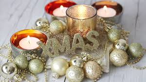 Christmas Bauble Table Decoration by Christmas Decoration Hd Stock Video 988 191 782 Framepool