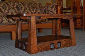 solid oak mission style coffee table coffee table amazing made coffee table solid wood coffee table