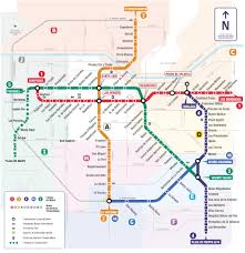 Metro Redline Map Icdvrat Travel And Accommodation