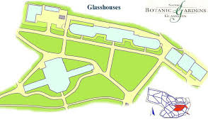 National Botanic Gardens Dublin by Interactive Map Glasshouses National Botanic Gardens Glasnevin