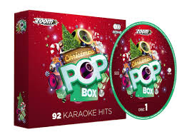 Party Tyme Karaoke Christmas Pack - zoom karaoke christmas pop box 4 disc party pack cd g new sealed