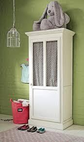 armoire vintage chambre chambre enfant armoire blanche chambre fille style vintage
