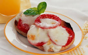 cooking light diet recipes caprese english muffin from the cooking light diet cooking light