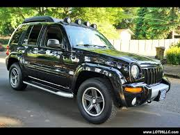 jeep liberty 2001 2003 jeep liberty renegade 4x4 5 speed manual moon roof for sale