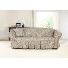 Sure Fit Slipcovers For Sofas by Decorating Stylish Surefit Slipcover For Furniture Decoration