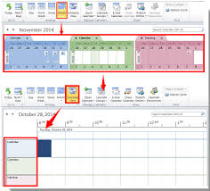 change calendar layout outlook 2013 how to switch between schedule view and vertical view in outlook