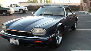 1995 jaguar xjs 2 2 drophead convertible 4 0 xj6 s for sale youtube