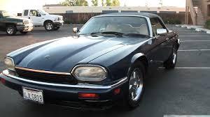 1995 jaguar xjs 2 2 drophead convertible 4 0 xj6 s for sale youtube