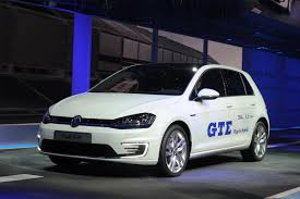 Volkswagen Golf Gte Plug In Hybrid Shown In Geneva Auto Express