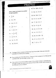 System Of Linear Inequalities Worksheet Beunier Smith Yvette College Algebra Documents
