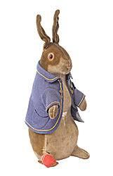 beatrix potter rabbit collecting beatrix potter