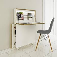 Compact Home Office Desks Gorgeous Small Space Computer Desk Ideas Coolest Home Design