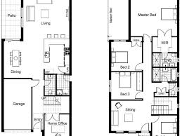 100 narrow lot ranch house plans 25 best small modern home