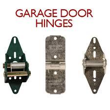 Overhead Door Hinges Residential Garage Door Hardware For Diy Repairs