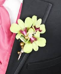 Corsage For Prom Prom Flowers Anderson Florist Tillamook Or