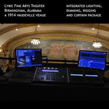 Theater Lighting Mainstage Theatrical Supply Theater Lighting And Dimming