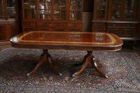 antique dining room table 1311