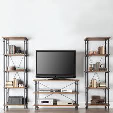 Tv Stands Furniture Bookcase Tv Stand Combo Ira Design