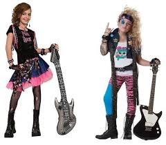how to dress up as a rock star for a party 7 steps