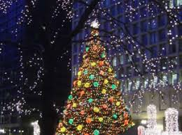 lights festival chicago time top ten santa events in chicagoland