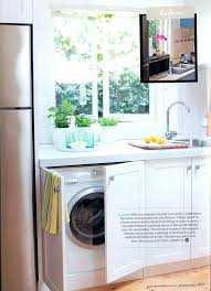 laundry room in kitchen ideas above washer and dryer cabinets cabinet washer dryer best laundry