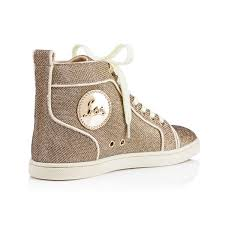 s flat boots sale uk christian louboutin bip flat glitter gold louboutin iriza