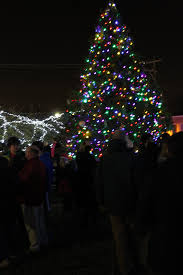 christmas tree walk mid county chamber of commerce
