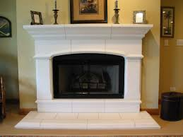precast concrete fireplace surrounds cast stone modern mantels