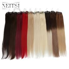 micro loop hair extensions free shipping on micro loop ring hair extensions in hair