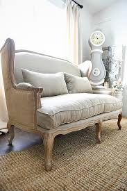 upstairs living room makeover new sofa sneak peek farmhouse