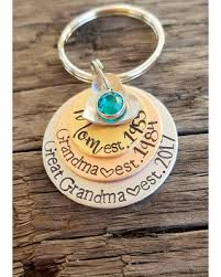 new personalized gift time gift here s a great deal on personalized sted great keychain