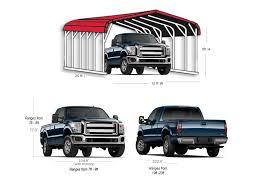 Ford F 150 Truck Bed Dimensions - dimensions of a carport metal carport truck suv compact car