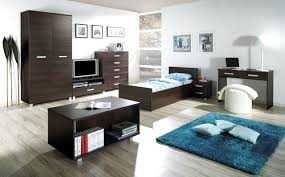 White Bedroom Furnishings Admirable Light Blue Room With Futuristic Teen Bedroom Furniture