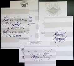 wedding quotes harry potter 17 best images about wedding invitations on quotes
