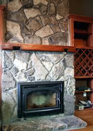 stone fireplace ideas houzz contemporary fireplaces modern mantel