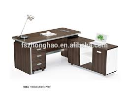 Office Table L L Shape Office Table Manager Office Table Design Office Table
