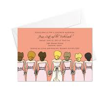 bridesmaids invitation bridesmaids invitation