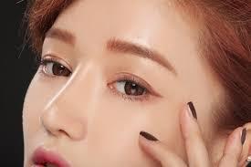 tutorial make up mata sipit ala korea makeup mata ala korea prelo blog tips review spesifikasi