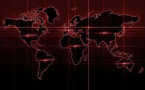 red world map wallpaper 1920x1200 id 32332 wallpapervortex com