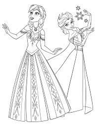frozen coloring pages 10 coloring kids
