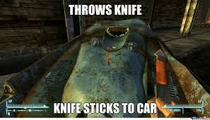 Fallout New Vegas Memes - fallout new vegas logic by recyclebin meme center