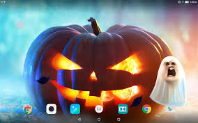 halloween fish background halloween live wallpaper android apps on google play